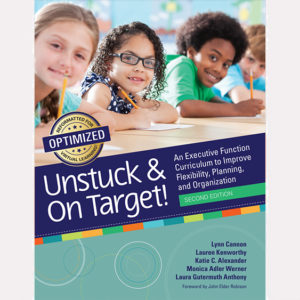 Unstuck and On Target! - Reformatted for Optimized Virtual Learning